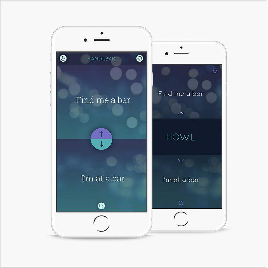 Howl Mobile App screenshot