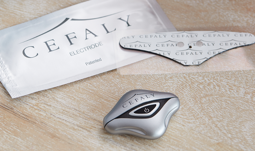 Cefaly device