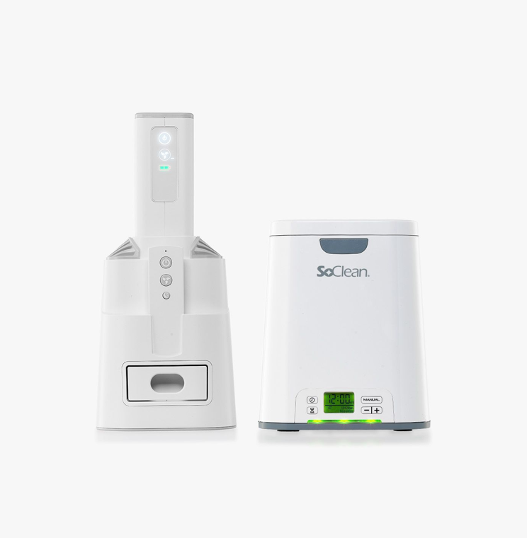 Sleep Soundly | SoClean 2 plus SoClean Air Purifier | SoClean, the Maker of Health Technology Solutions