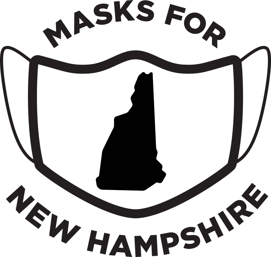 Masks for NH logo