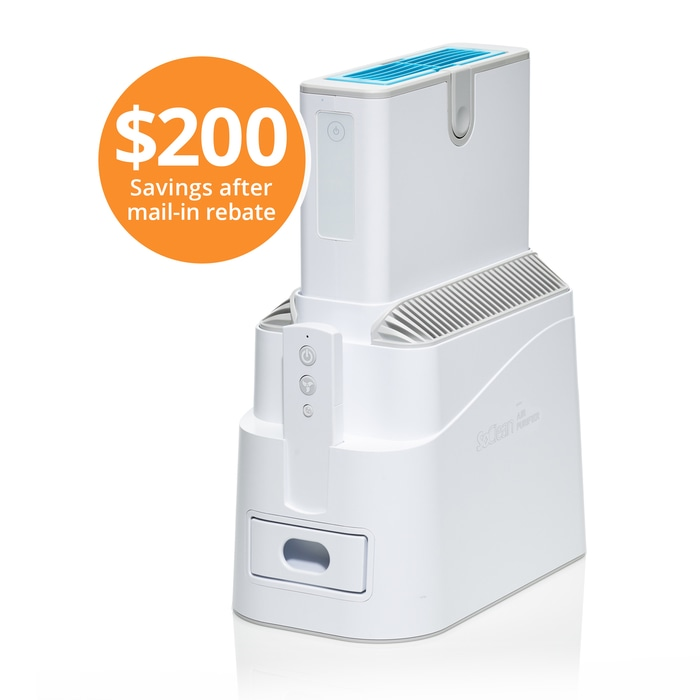 Air Purifier | SoClean Home & Room Air Purifier