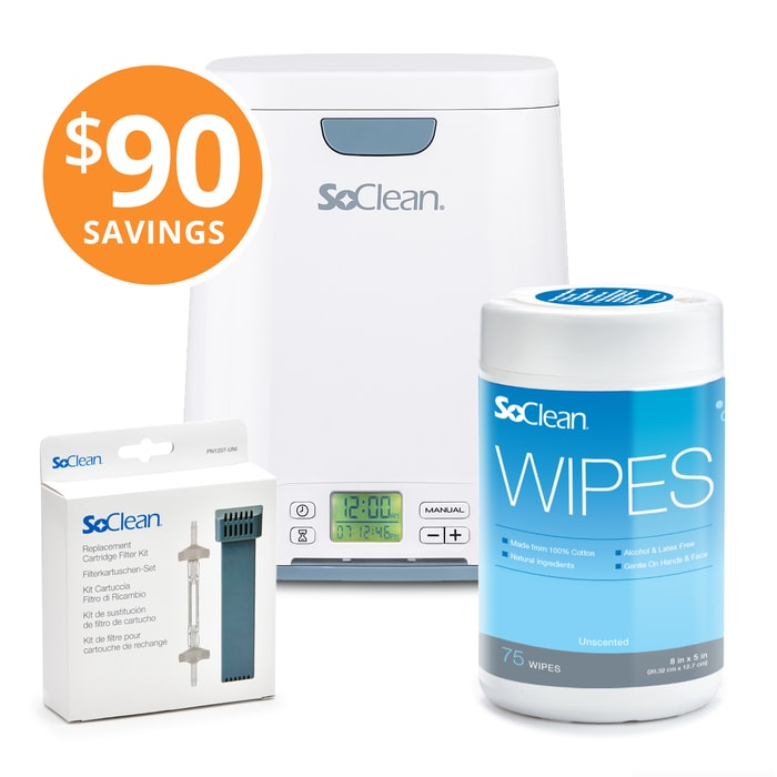 SoClean 2 Premier Package | SoClean US