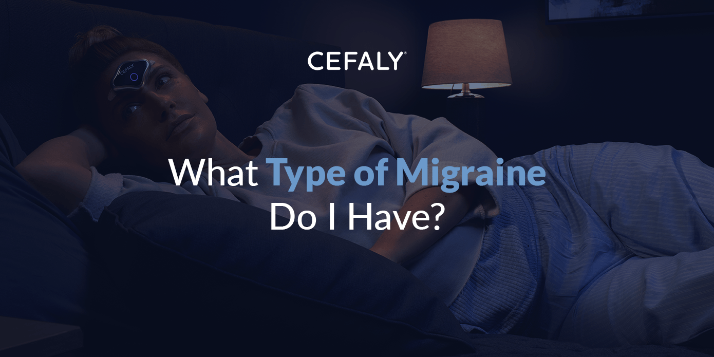 what type of migraine do i have?