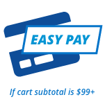 Choose SoClean Easy Pay at Checkout