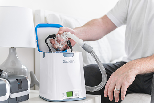 soclean cleaning cpap