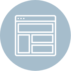 Content And Design icon