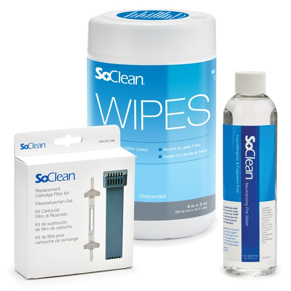 SoClean Care and Maintenance Kit
