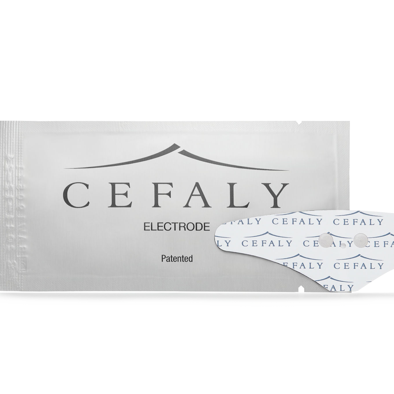 CEFALY Electrode pack and electrode strip