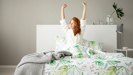 Article Image: weighted-blanket-for-better-sleep
