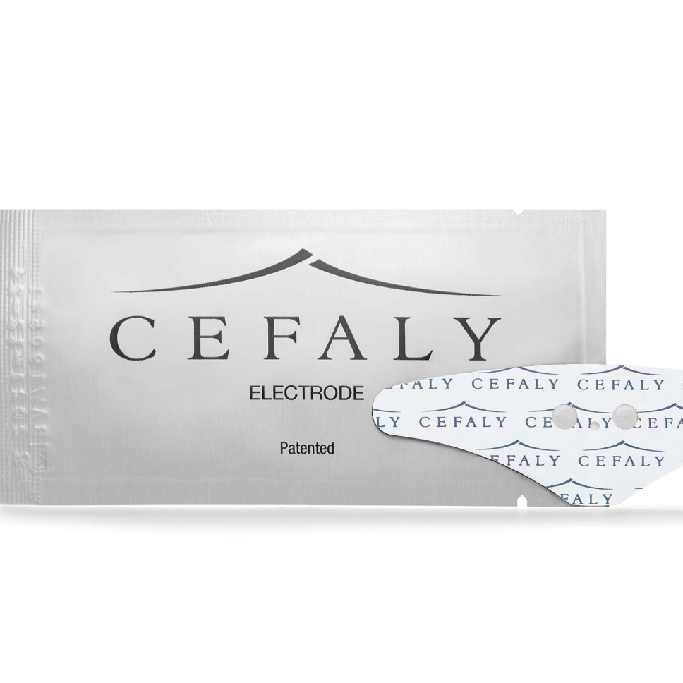 CEFALY Electrode pack and electrode strip  1