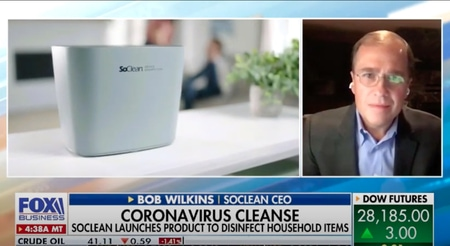 Article Image: bob-wilkins-interview-with-fox-business