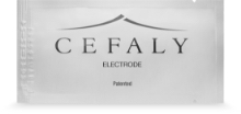 Cefaly self adhesive electrodes 3 pack