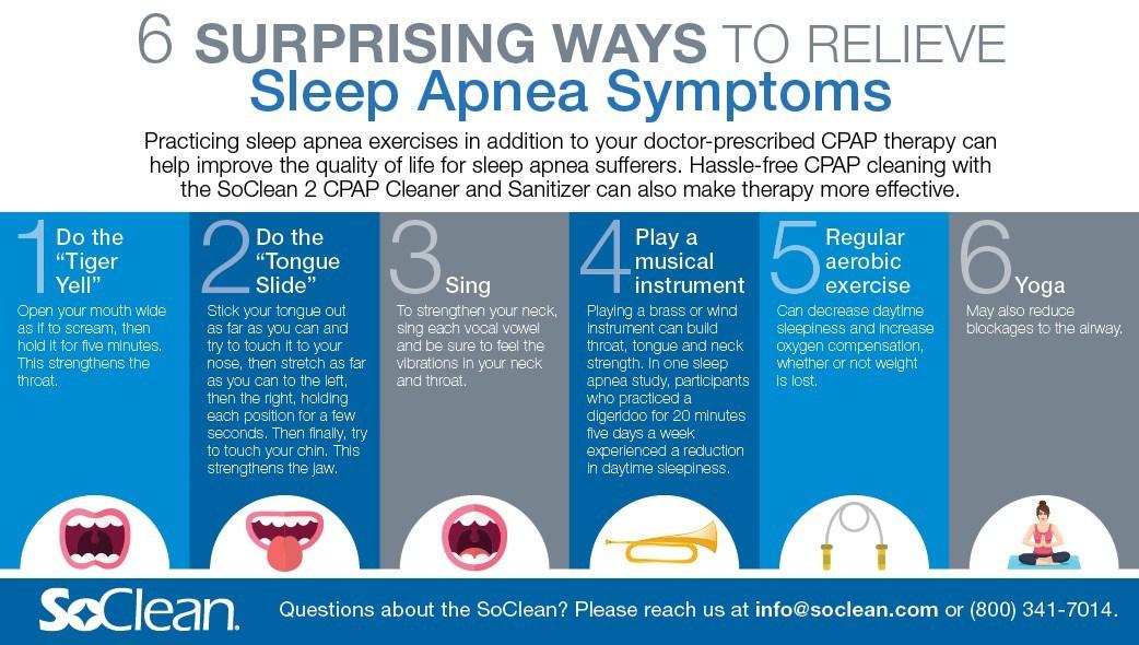 Article Image: sleep-apnea-exercise-tips
