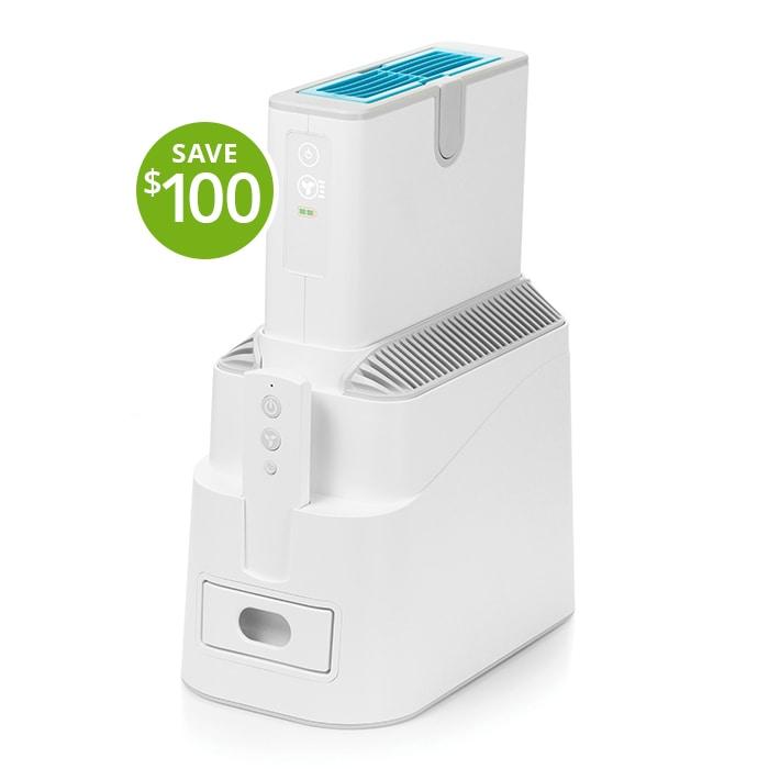 Air Purifier | SoClean Home & Room Air Purifier