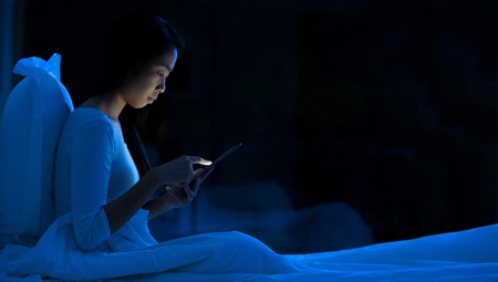 Article Image: dark-rooms-and-how-light-affects-your-sleep-cycle