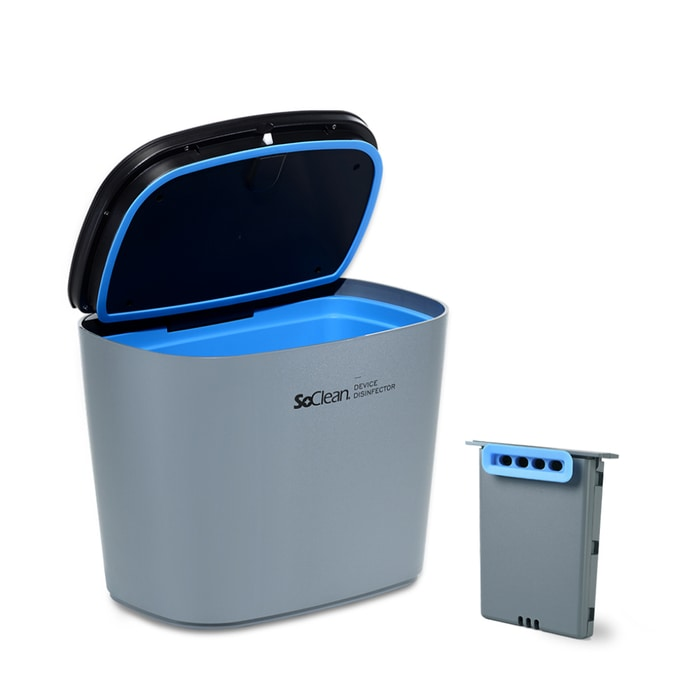 SoClean Device Disinfector Value Package | Device Cleaner