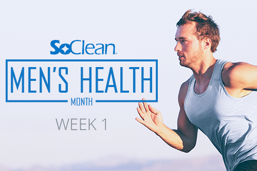 Celebrate Men's Health Week