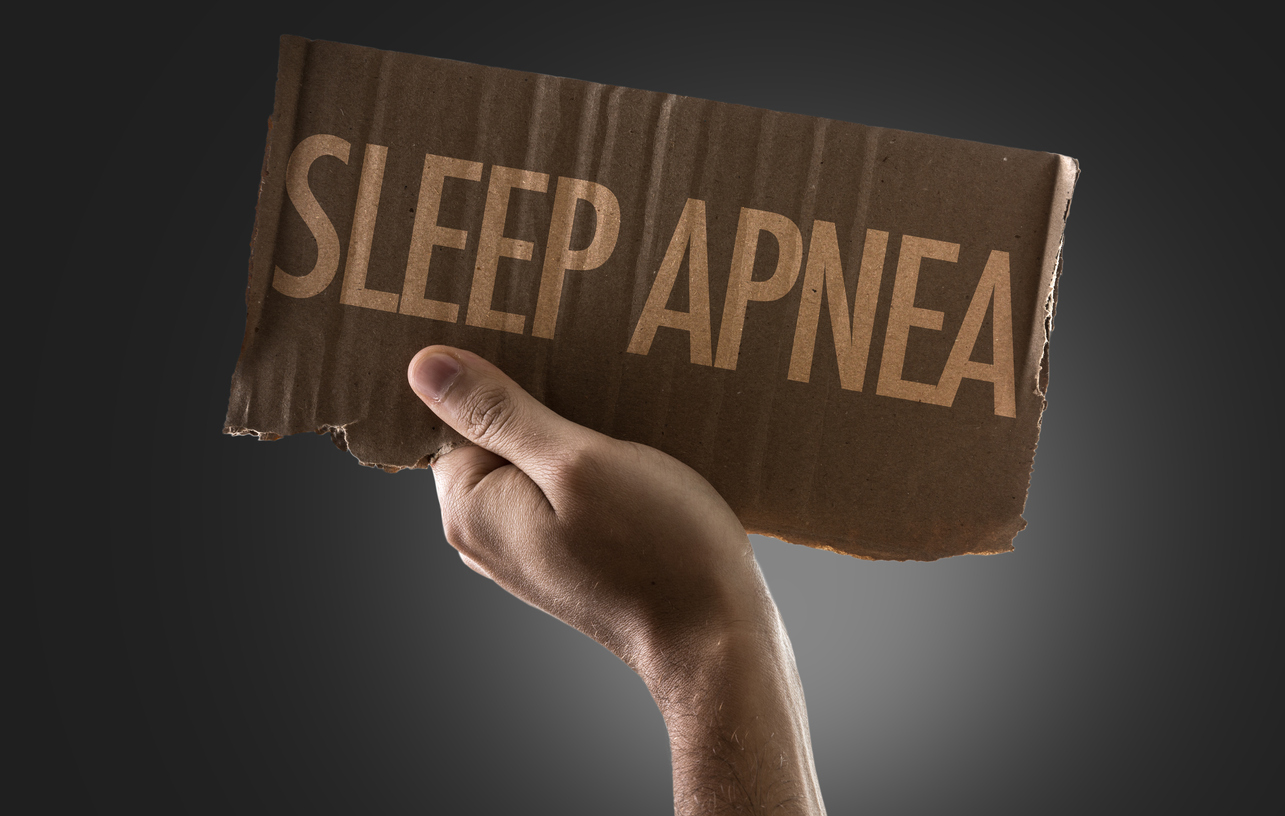 Sleep Apnea sign