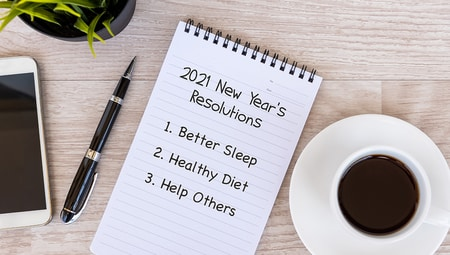 Article Image: 2021-resolutions-better-sleep