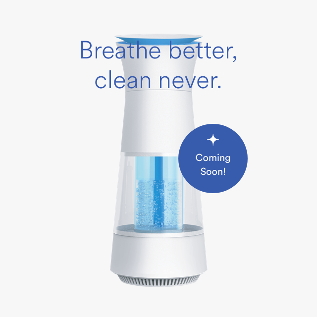 SoClean O₃ Self-Cleaning Humidifier™